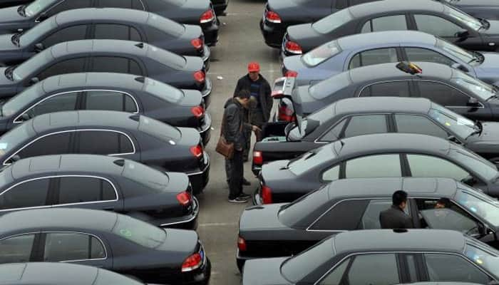 China 2015 auto sales growth hits three-year low