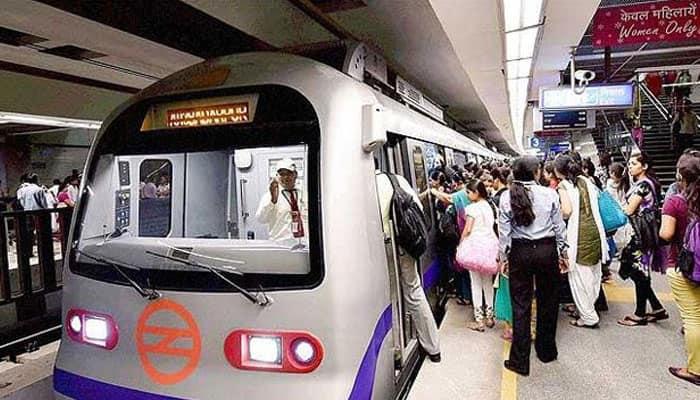 Delhi metro suicides: 80 attempted, 17 succeeded in 2015