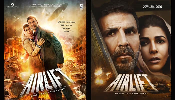 Akshay Kumar's 'Airlift' character may win honours