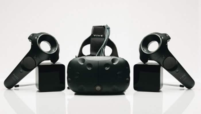 HTC Vive virtual reality headset pre-orders to start on February 29