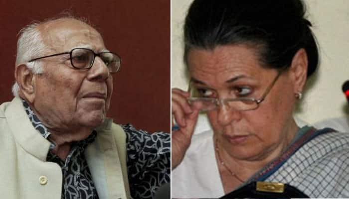 National Herald case: Ready to help, that too for free, Ram Jethmalani tells Sonia Gandhi
