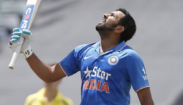 India vs Australia 2016: When Rohit Sharma broke Vivian Richards 37-year-old record with 171-run knock