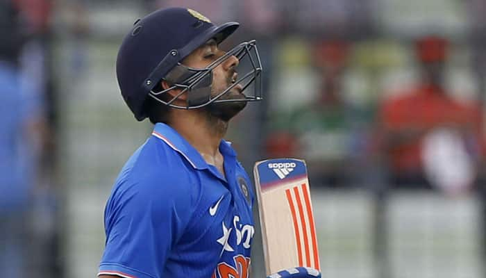 India vs Australia: 'Disappointed' Rohit Sharma says centuries don't count if team ends up losing