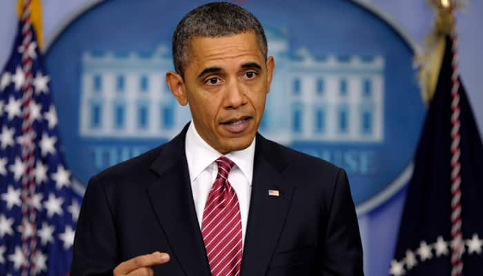 The talk of US economic decline is political hot air: Barack Obama