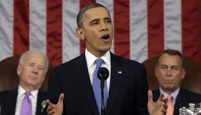 Pakistan one of the likely 'havens for new terror': Obama in State of Union address
