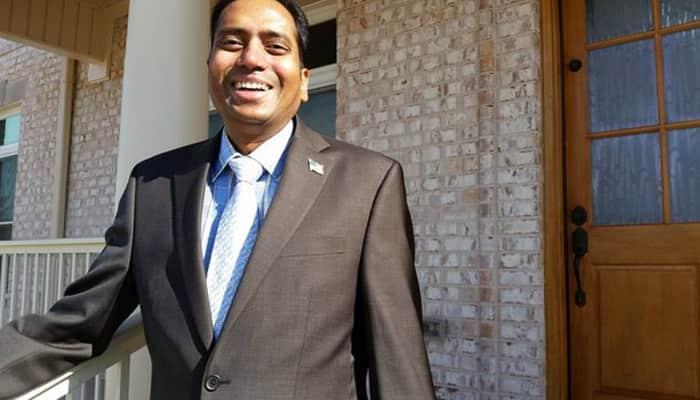 Indian-origin businessman in run-up for Madison City mayor