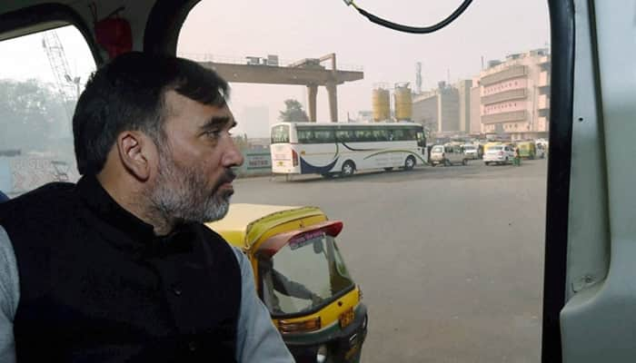 Odd-Even will be back; cycling next major focus: Delhi Transport Minister Gopal Rai