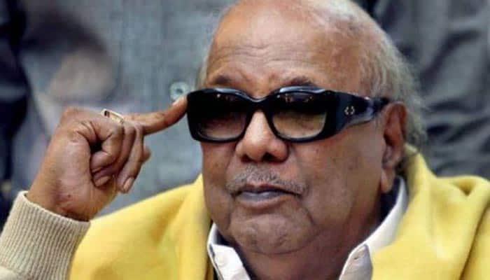 Jayalalithaa defamation case: Karunanidhi to appear before court on Jan 18