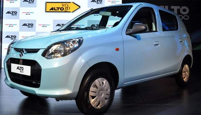 All variants of Alto 800, Alto K10 to have driver side airbag
