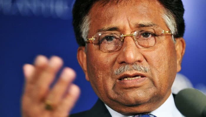 Pakistan is not just any small country, we can also retaliate, Pervez Musharraf warns India