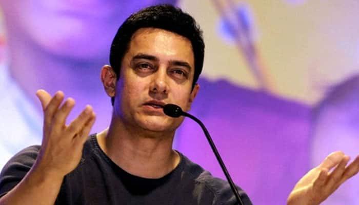 ''Intolerance'' row springs again as Congress-BJP spar over Aamir Khan