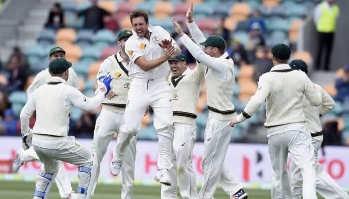 India vs Australia 2016: Absence of James Pattinson leaves experts perplexed