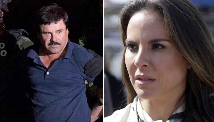 The mysterious relationship between Mexican drug lord Guzman and actress Del Castillo – text messages say it all