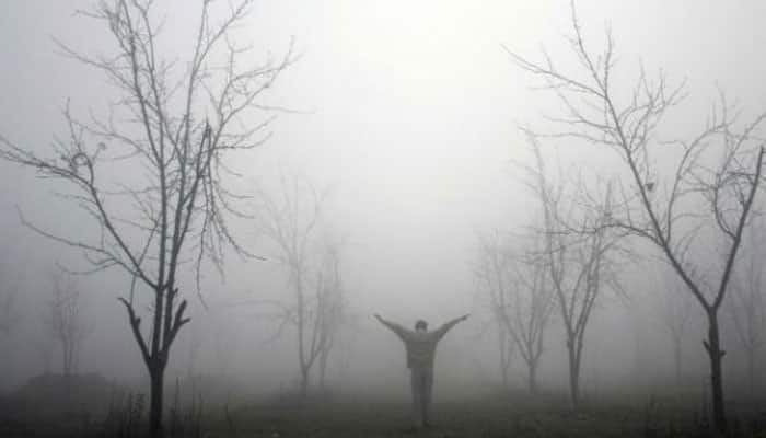 Mercury dips in Kashmir but little chance of snow fall
