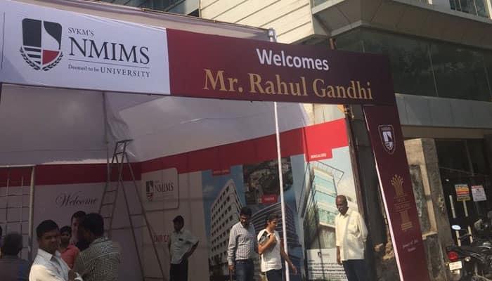 Ahead of Rahul Gandhi's interaction, Congress rehearses with Mumbai students to avoid Mount Carmel-like fiasco