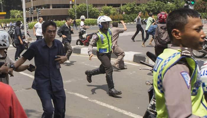 Indonesia identifies convicted militant in Jakarta attacks