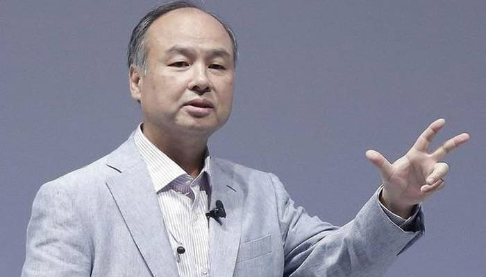 Start-up India is the beginning of Big Bang for India: Softbank CEO