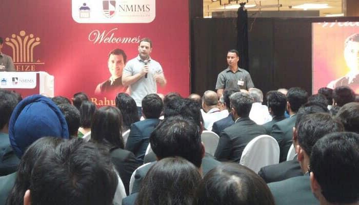 India a soft power unlike China: Rahul Gandhi