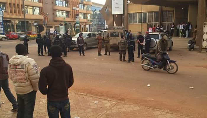 Burkina Faso troops retake hotel from Islamists: Security minister