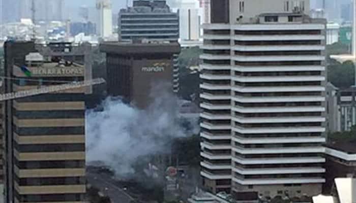 Indonesia identifies militants, arrests others over Jakarta attack