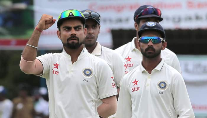 India regain No. 1 spot in ICC Test rankings after South Africa's series defeat against England