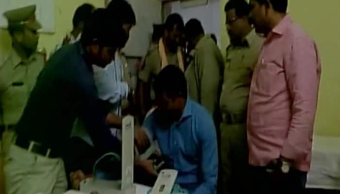 YSR Congress MP Midhun Reddy who slapped AI manager sent to judicial custody