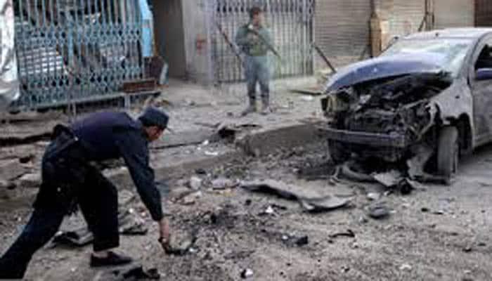Afghanistan: Suicide bomber kills 13 in Jalalabad, injures 15
