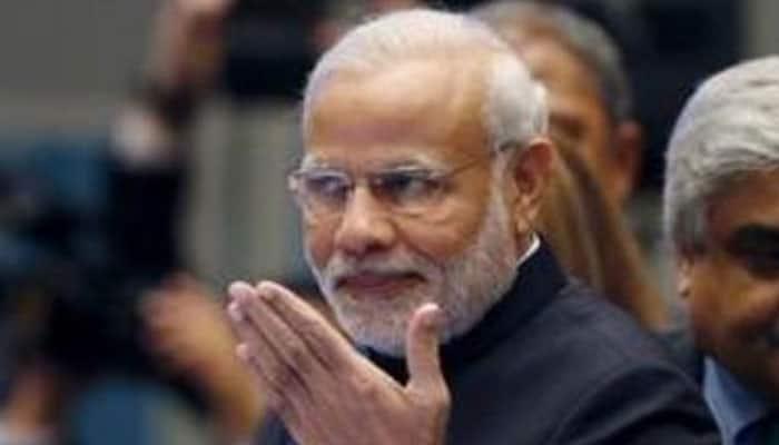 Rajnath, Parrikar discuss 'Swachh Bharat, Shikshit Bharat' with PM Modi