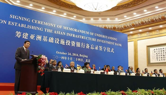 India elected to board of directors of China-backed AIIB
