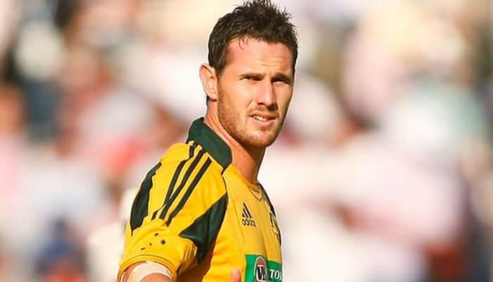 Ind vs Aus 2016: Shaun Tait recalled to Australia's T20 squad for three-match series