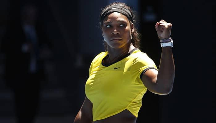Australian Open 2016: Relieved Serena Williams reaches second round