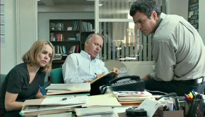 'Spotlight' wins best film at Critics' Choice Awards