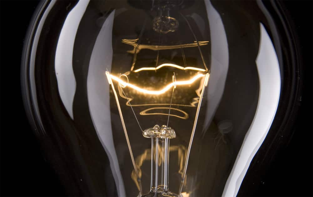 This incandescent light bulb could be as energy efficient as LED