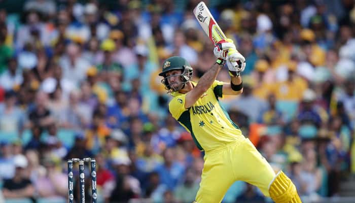 India vs Australia 2016: I have more hair than Virender Sehwag, says Glenn Maxwell