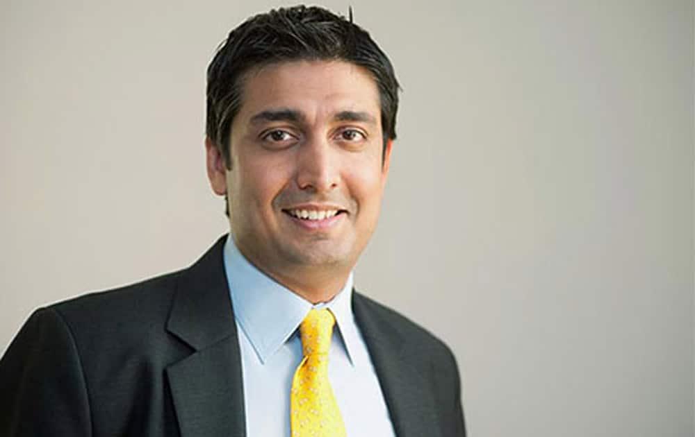 Rishad Premji, son of Wipro Limited Chairman Azim Hashim Premji.