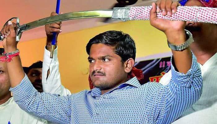 Sedition case: Chargesheet filed against Hardik Patel in Ahmedabad