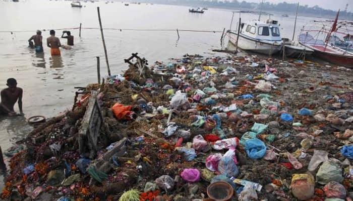 Pollution in Ganga: NGT reprimands Centre, UP Govt