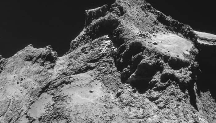 Water ice found on surface of comet 67P