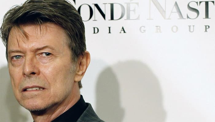 David Bowie tops US music charts post death