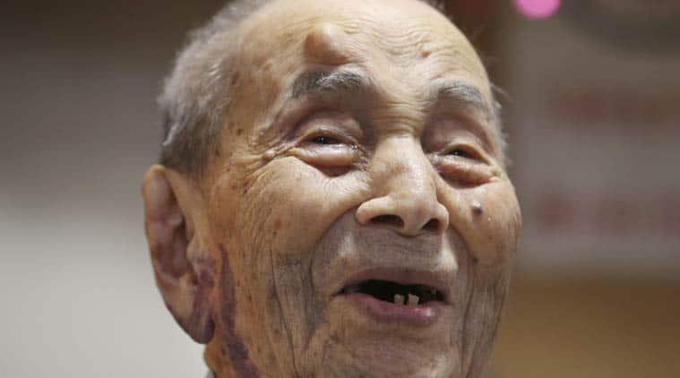 Born 1903, died 2016 - World`s oldest man Yasutaro Koide passes away in Japan