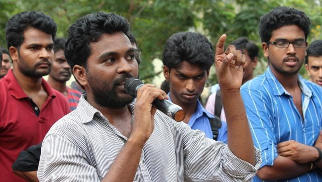 Dalit student suicide: FTII students sit on hunger strike