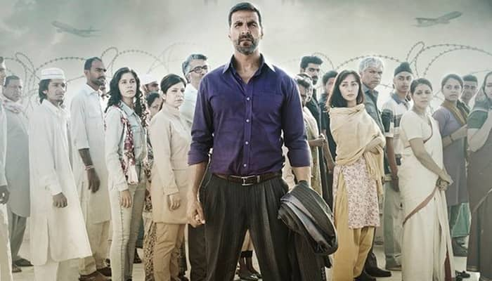 Check out: Brand new poster of 'Airlift', Akshay ecstatic for release!