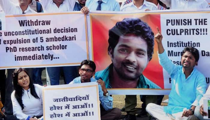 Dalit student suicide: HRD Ministry denies putting pressure on Hyd University, says 4 'reminders' were sent on 'VIP letter'