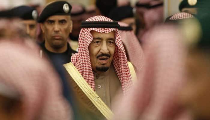 Saudi King Salman marks tumultuous first year