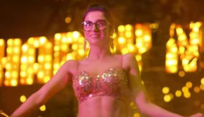 Watch: Divya Khosla Kumar's sizzling dance number 'Humne Pee Rakhi Hai' from 'Sanam Re'!