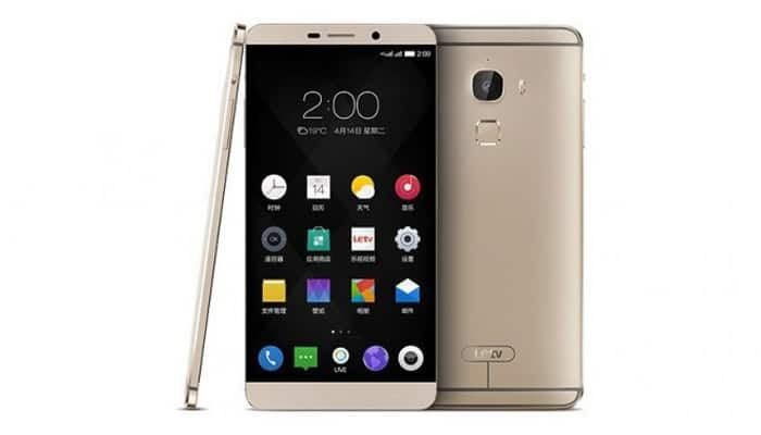 "LeEco launches ""superphones"" Le Max and Le 1S in Indian market"