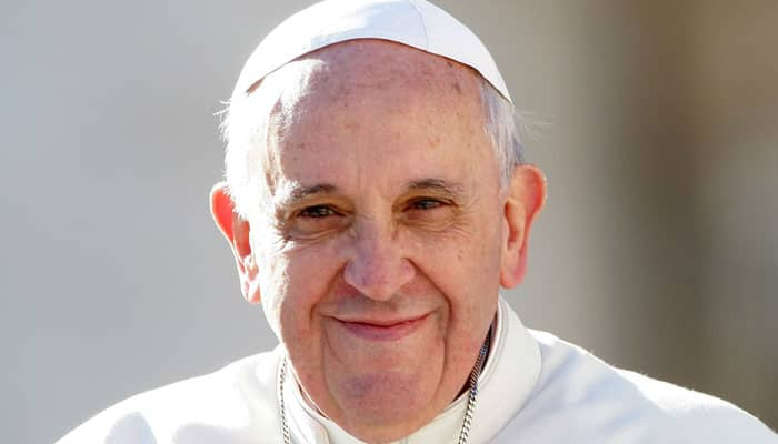 No saint without sin: Pope Francis