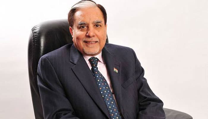 Hisar to Delhi with Rs 17 in pocket & a suitcase full of dreams: The amazing story of Dr Subhash Chandra