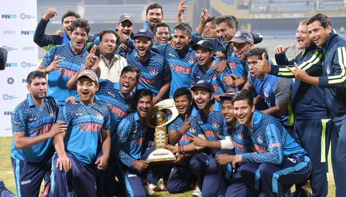 Suresh Raina-led Uttar Pradesh beat Baroda to lift maiden Syed Mushtaq Ali Trophy title