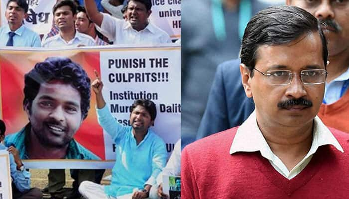 Dalit scholar's suicide: Delhi CM Arvind Kejriwal to visit Hyderabad today